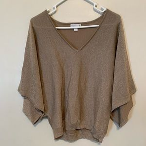 New York and company crop top loose fit